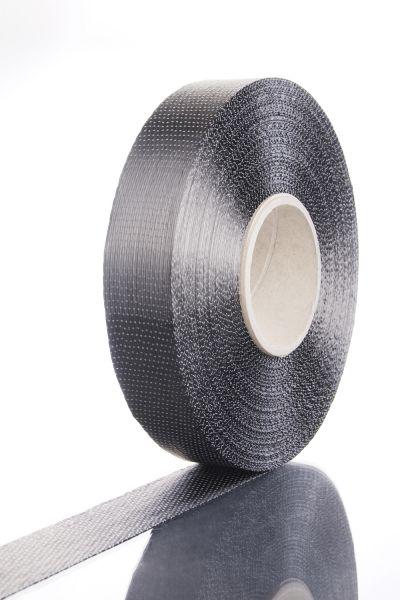 22 g/m Carbon-Band KDU-1009/ 7,5 cm